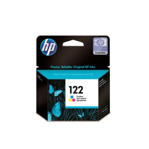 HP CARTUCHO DE TINTA 122 - TRICOLOR