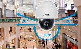 Será obligatorio para las empresas usar videocámaras de vigilancia